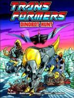 the cover of Transformers: Dinobot Hunt