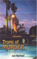 the cover of Tropic of Murder