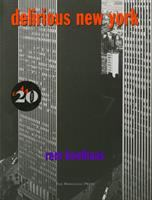 The cover of 'Delirious New York'