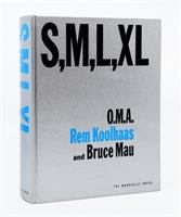 The cover of 'S M L  			XL'