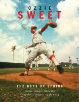 cover of Boys of Spring: Timeless Portraits from the Grapefruit League 1947-2005 by Ozzie Sweet