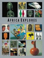cover of Africa Explores: 20th Century African Art by Susan Mullin Vogel