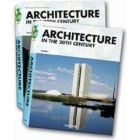 The cover of  			'Architecture in the 20th Century'