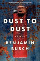 Cover of 'Dust to Dust'