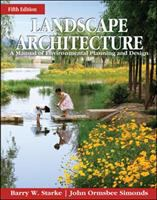 The cover of 'Landscape Architecture'