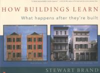 The cover of 'How Buildings Learn'