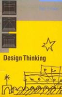 The cover of 'Design Thinking'