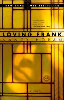 The cover of 'Loving Frank'