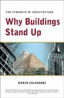 The cover of 'Why Buildings Stand Up'