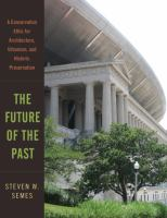 The cover of 'The Future of the Past'