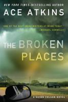 The cover of the Great Summer Read 'The Broken Places'