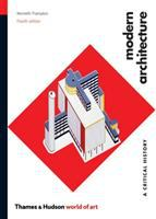 The cover of 'Modern Architecture'