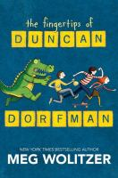 Cover of 'The Fingertips of Duncan Dorfman'