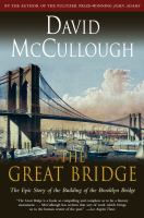 The cover of 'The Great Bridge'