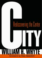 The  			cover of 'City'