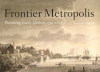 The cover of 'Frontier Metropolis'