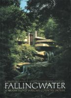 The cover of 'Fallingwater'