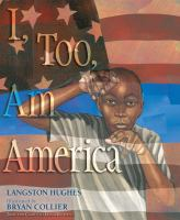 Cover of 'I, Too, Am America'