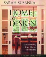 The cover of 'Home by Design'