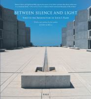 The cover of  			'Between Silence and Light'
