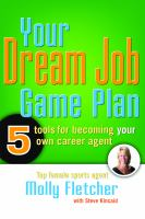 Your Dream Job Game Plan Book cover