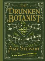The cover of the book about a cook 'The Drunken Botanist'