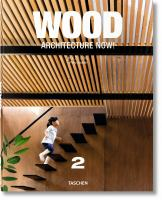The cover of 'Wood Architecture Now! Vol. 2'